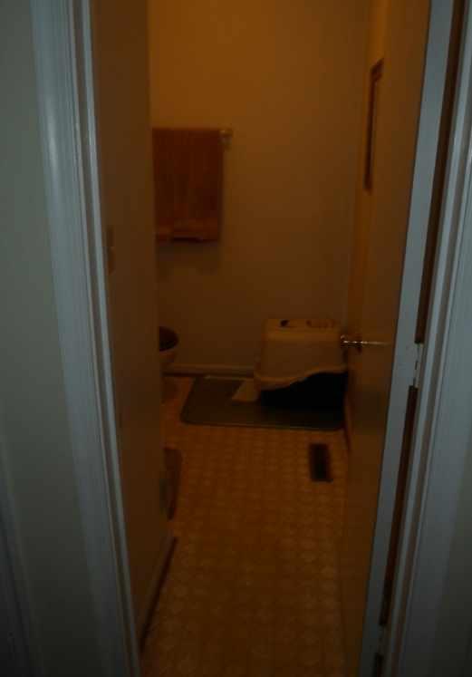 Salem Bathroom Remodeling Contractor Half Bath Before Conversion