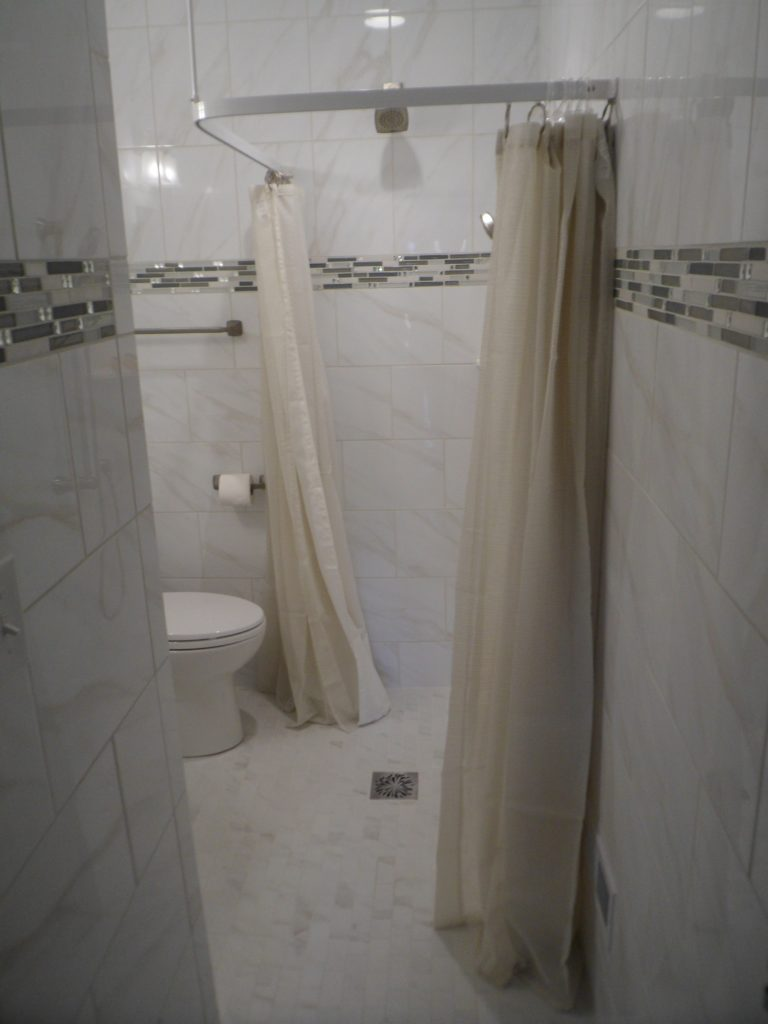 Salem Bathroom Remodeling Contractor Full Bath After Conversion