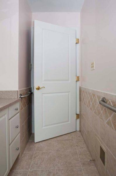 roanoke virginia aging in place custom bathroom