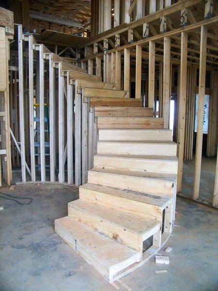 Custom new construction in SMith Mountain Lake, Virginia