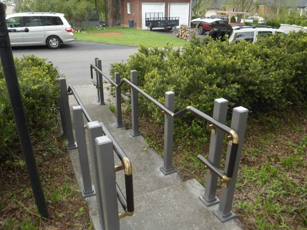 radford virginia custom promenaid handrail