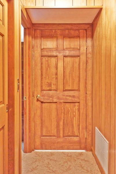 customer solid wood door bathroom floyd virginia