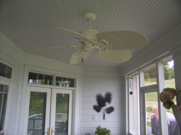 salem virginia custom porch ceiling fan