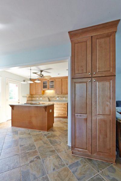 custom kitchen tile backsplash christiansburg virginia custom pantry