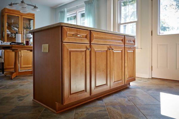 custom island top kitchen christiansburg virginia