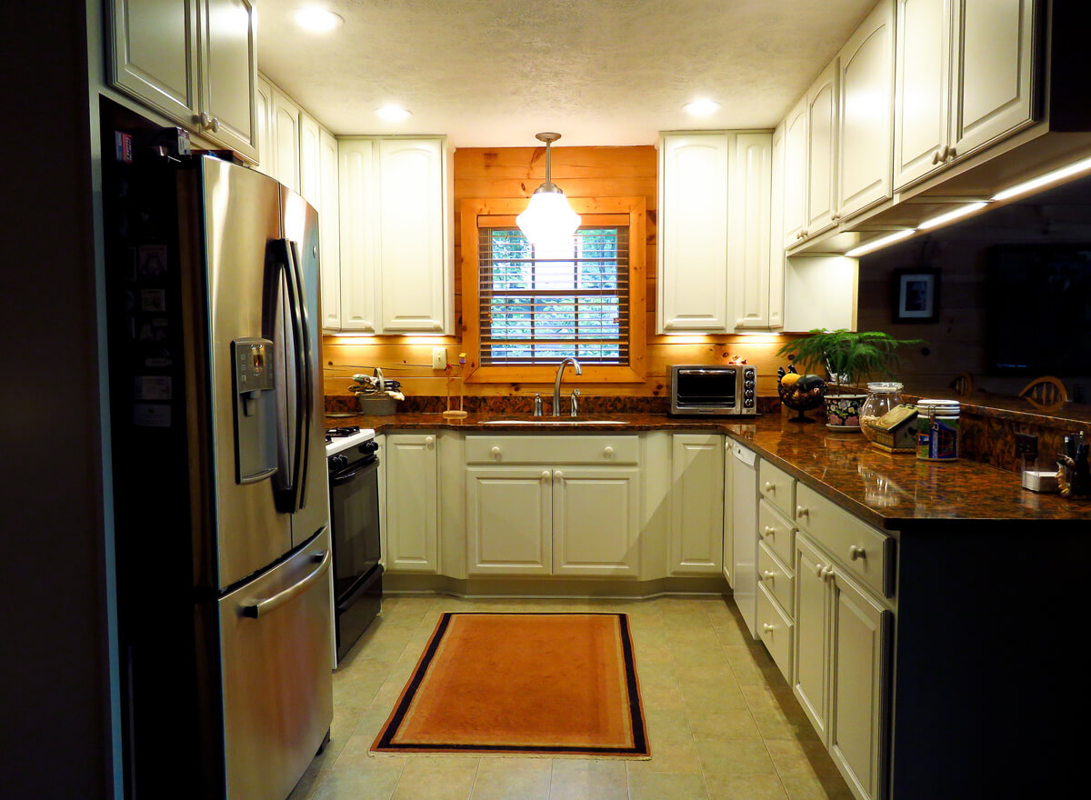 kitchen remodeing services in virginia | solid rock enterprises of