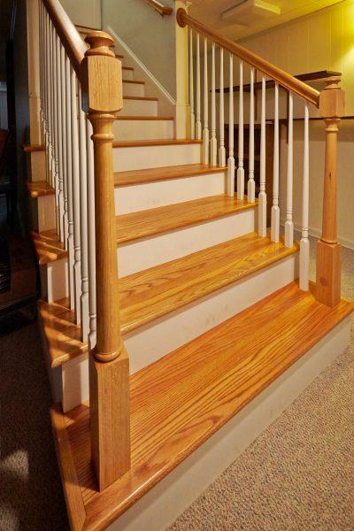 custom staircase christiansburg virginia