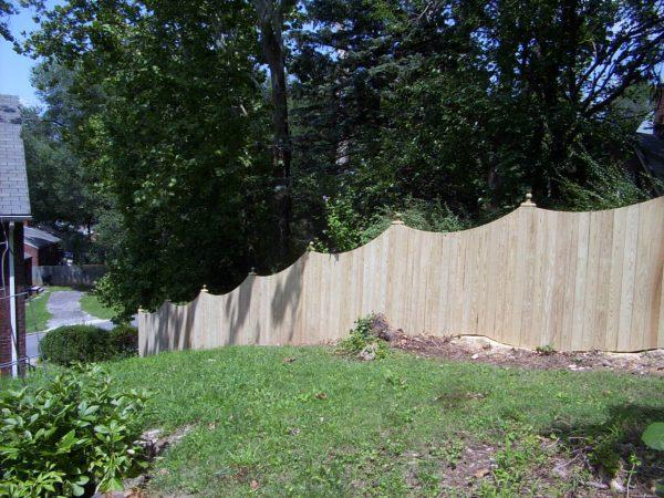 custom fence roanoke virginia
