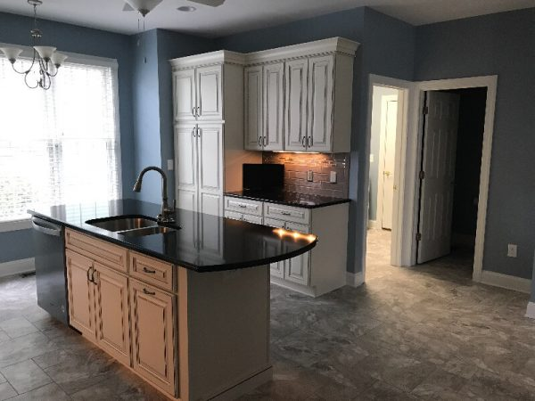 custom remodeled kitchen roanoke virginia
