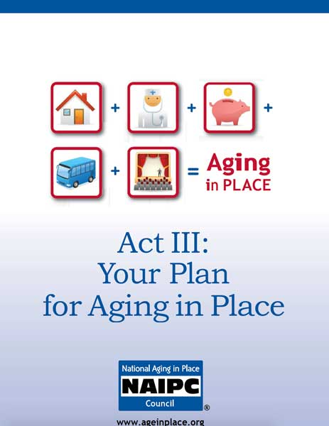 Aging in Place Planning Guide